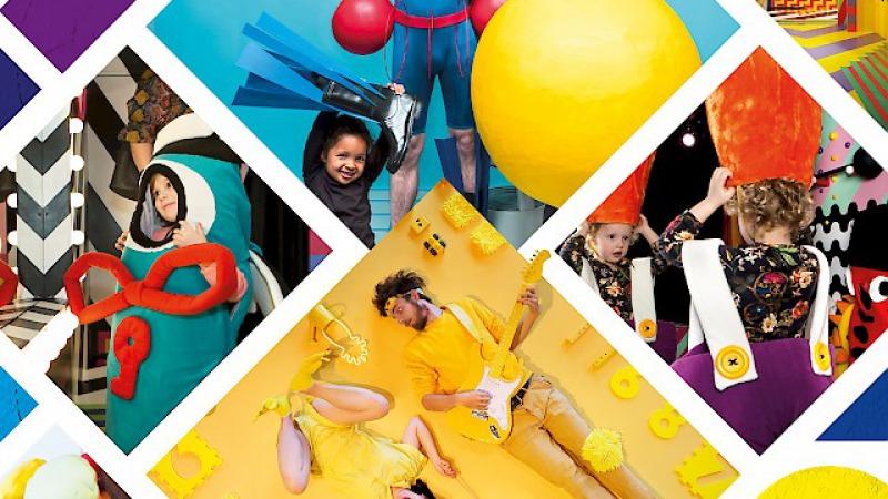 Peuter en Kleuter Festival - Kleurrijk
