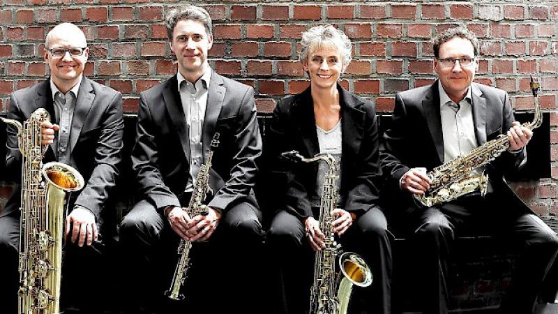 Pindakaas Saxophon Quartett