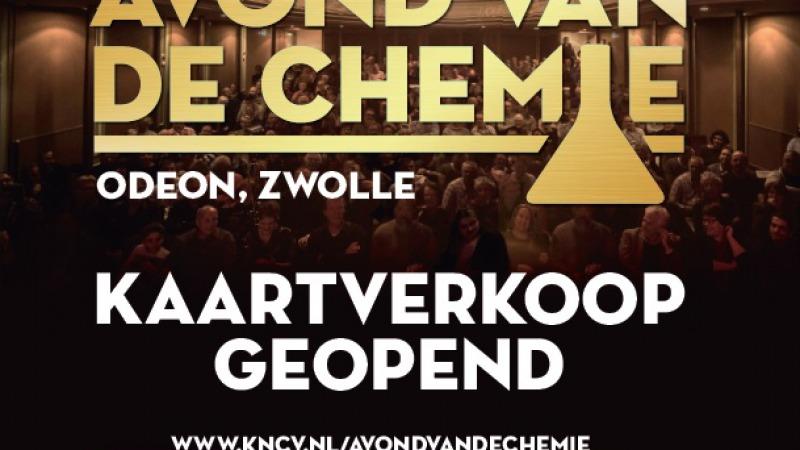 Avond van de Chemie 2019