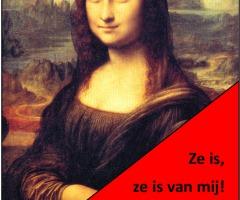 Ze is, ze is van mij, Leonardo's van nu