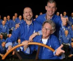 ClipperS Crew Singers, verrassend anders