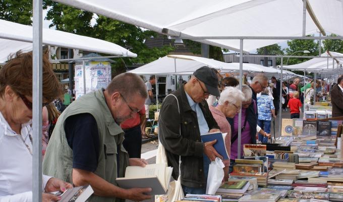 GEANNULEERD: Verkoop tweedehands boeken
