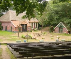 Kerkdienst in de Kösterskoele