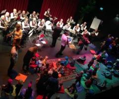 Muziekgeraas rond Sinterklaas