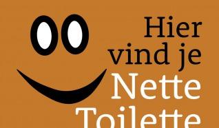 Hier vind je Nette Toilette!