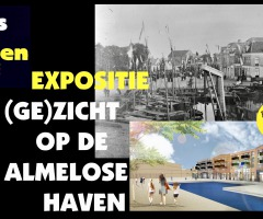 (GE)ZICHT OP DE ALMELOSE HAVEN