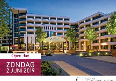 Zet in je agenda: Open dag Theaterhotel Almelo - Zondag 2 juni 2019