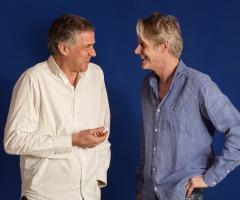 Geert Lageveen en Leopold Witte maken de balans op