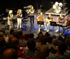 Eindconcert Stichting Muziekonderwijs