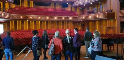 Rabozaal in Theater de Spiegel