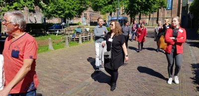 Wandeling door de dynamische Hanzestad Zwolle