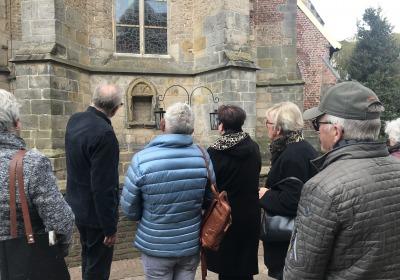 Uitbreiding aanbod voor groepswandelingen in Delden met Kerkenpad