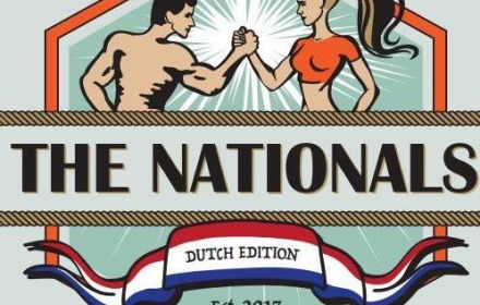 Zomerspelen landelijke CrossFit-competitie van 'The Nationals'