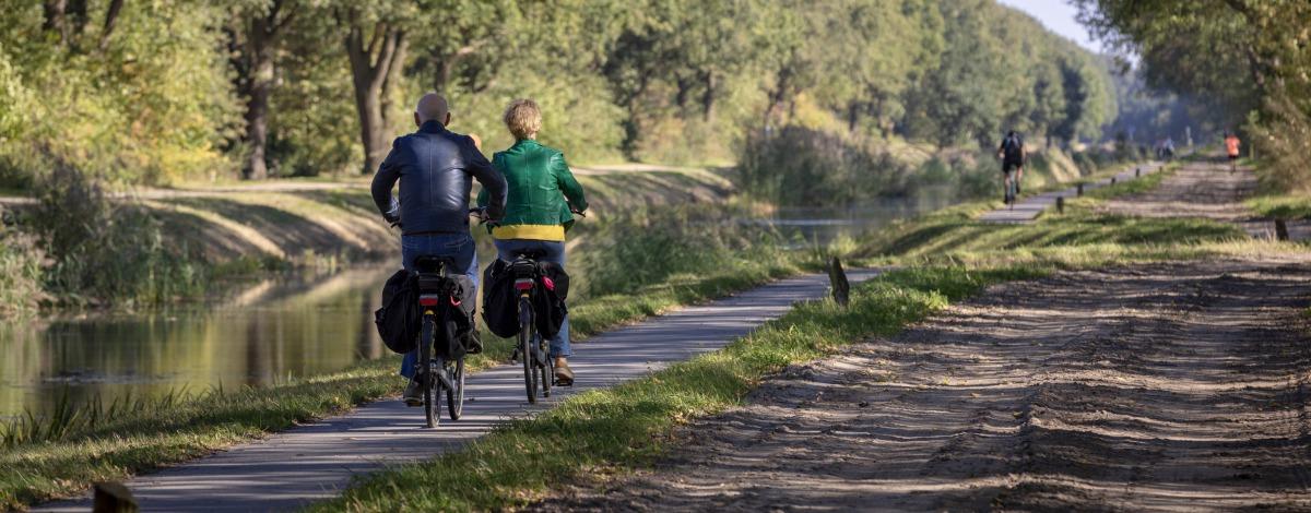 Radroute Kanal Nordhorn-Almelo