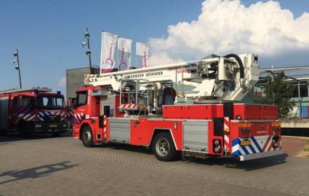 Open dag brandweer Deventer