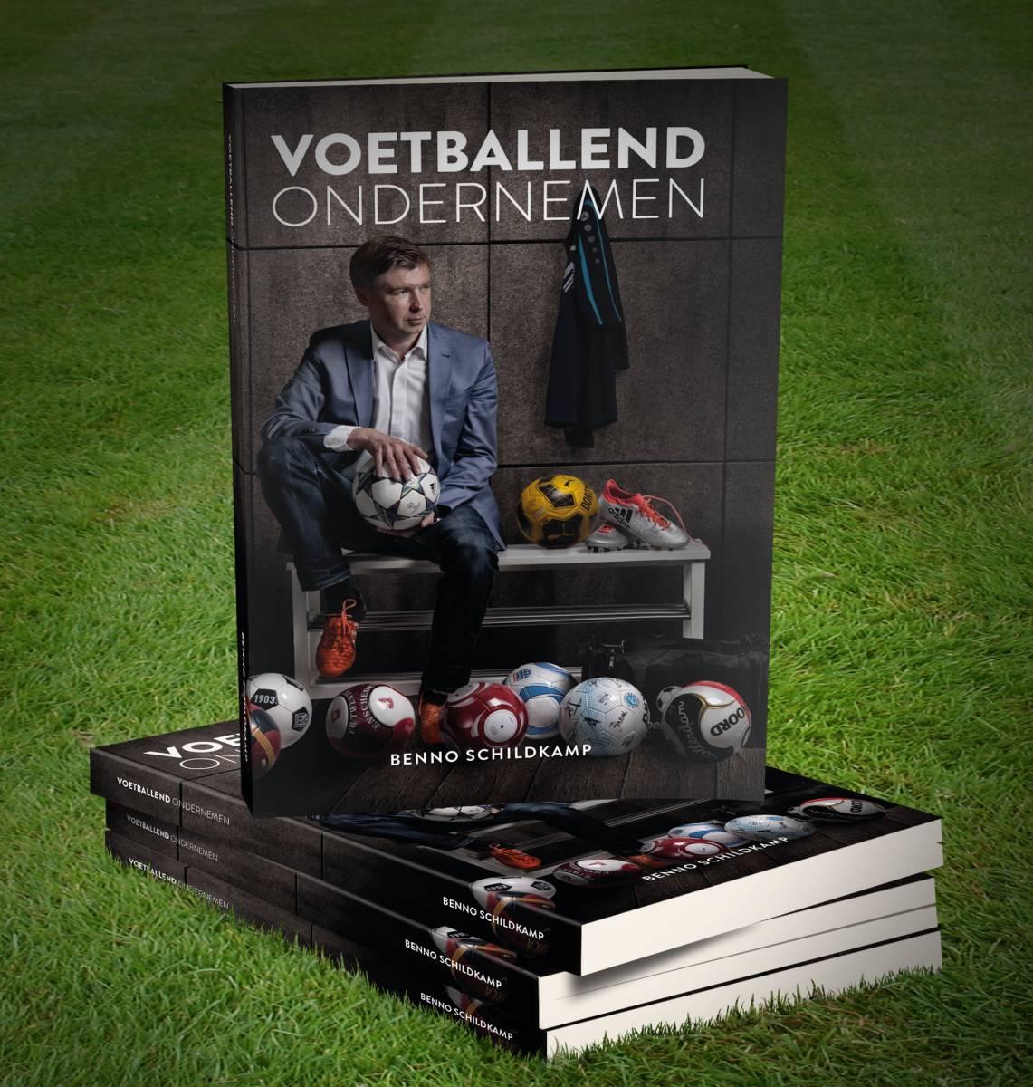 Boek Voetballend Ondernemen