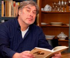 Paul Abels in gesprek met Rob Schouten en Atte Jongstra