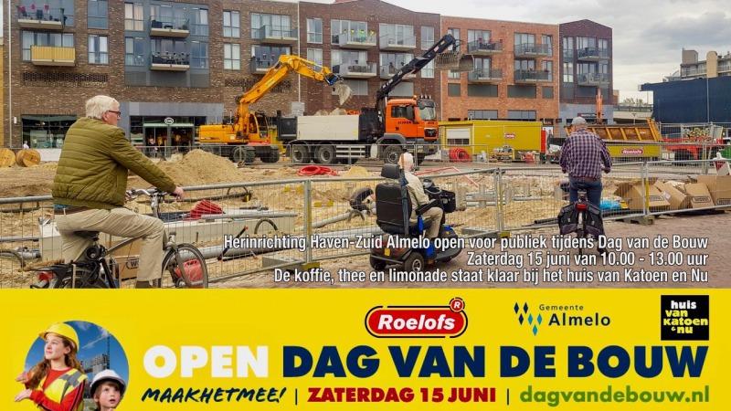 Open dag van de bouw