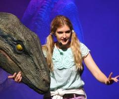 De avontuurlijkste dinoshow
