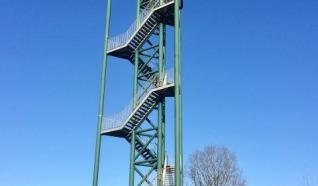 Uitkijktoren Woldberg - 4,5 km