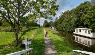 Nationalpark-Giethoorn Route