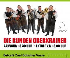 Oberkrainer Fest bij Café Bolscher