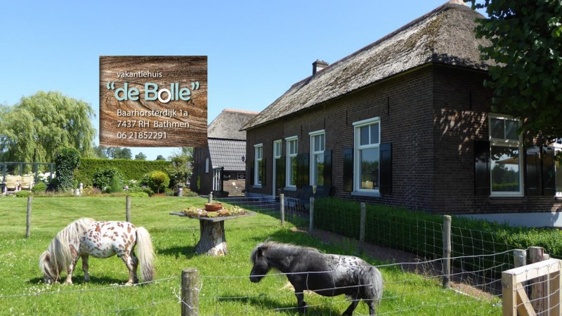 Vakantiehuis 'De Bolle'' Bathmen