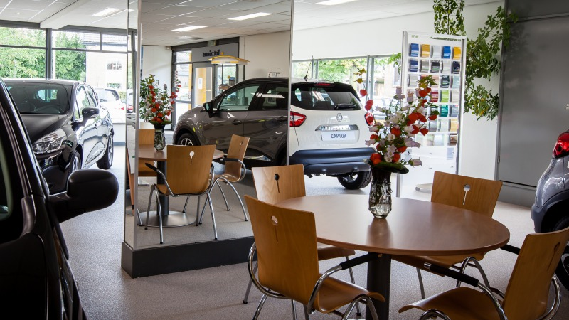 Renault Garage Leijenaar