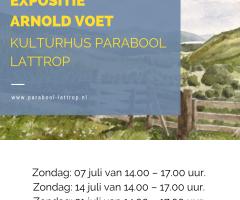 expositie Arnold Voet