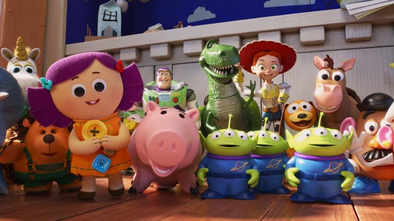 Toy Story 4 (NL) (2D) ANIMATIE