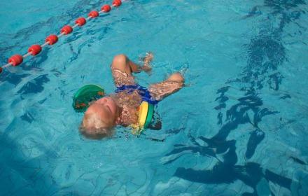 Zwemvierdaagse de Looermark
