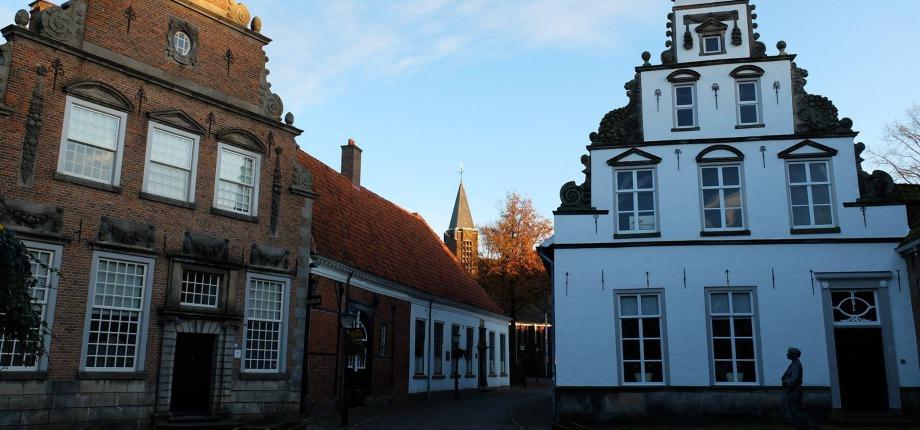 De binnenstad van Oldenzaal