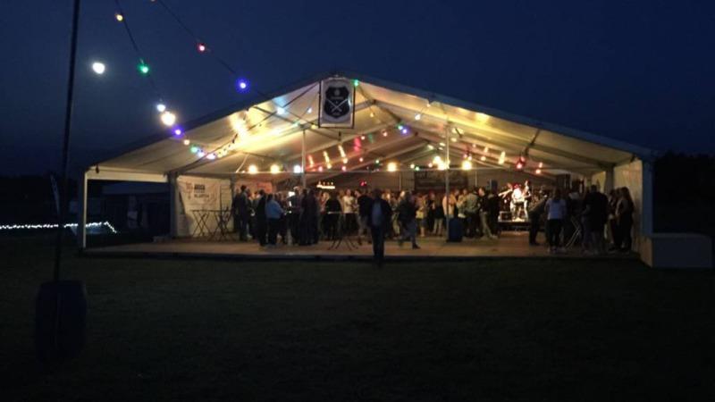 Open Air Biljart toernooi