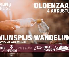 WijnSpijs Wandeling Oldenzaal