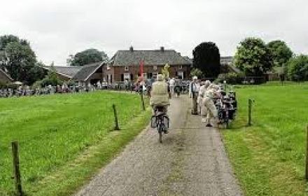 """Fietstocht """"De Boer Op"""""""