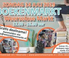 Weerselose markt op zondag