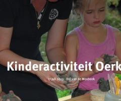 Kinderactiviteit Oerklei