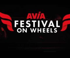AVIA Festival On Wheels
