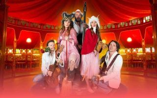 Het kleine theater: De sprookjesrevue (4+)