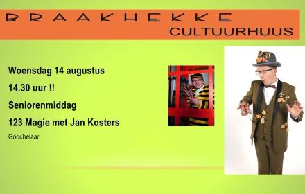 123 magie met Jan Kosters