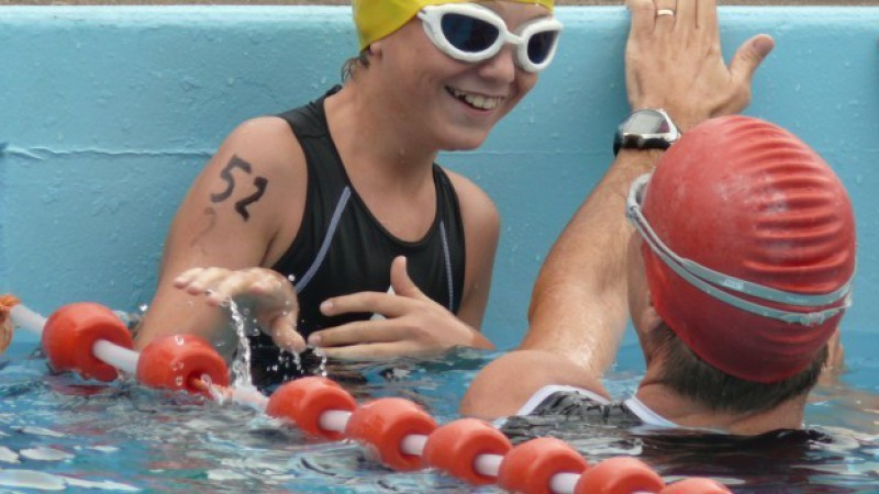 22ste  recreatieve triathlon