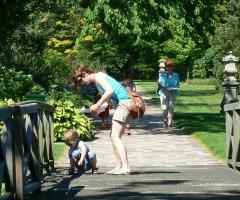 Kinderspeurtocht door Park Huis Singraven