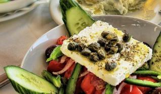 Grieks restaurant Santorini