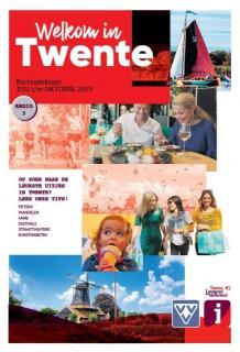 Recreatiekrant Twente Zomer 2019