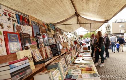 Brocante-, boeken- & Vinyl markt