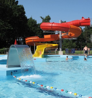 Zwembad de Looermark