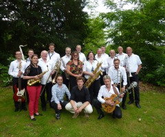 Terrasconcert: Bigband Exposure