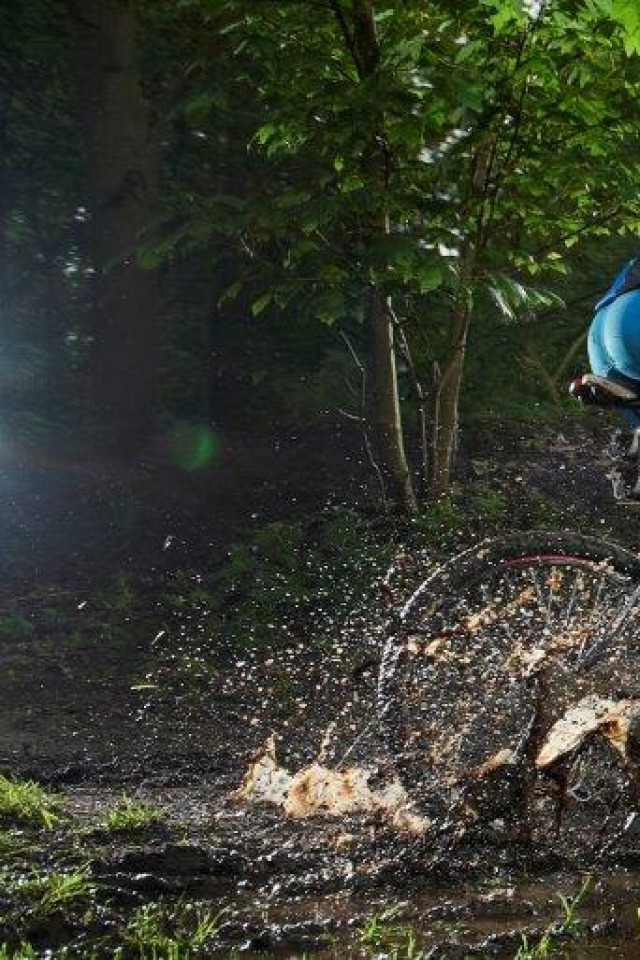 Mountainbiken in de regen? De vetste routes