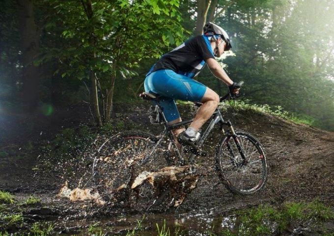 Mountainbiken in de regen? De vetste routes