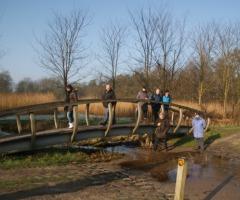 IVN-wandeling: Natuurbeleving in het Lankheet